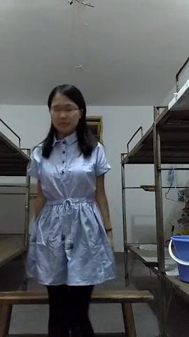 斯文妹妹脫衣秀
