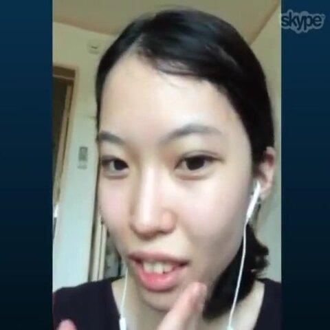 Skype ライブ 10